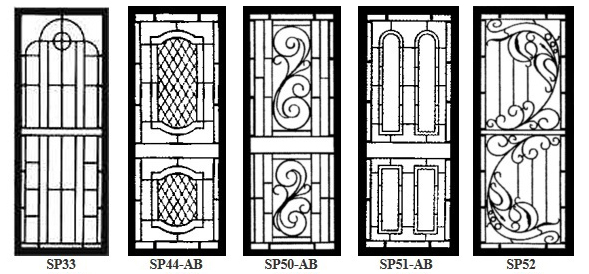 Grille Styles Adelaide