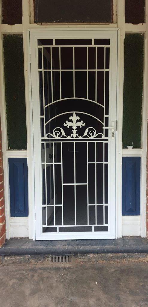 security door screen decorative